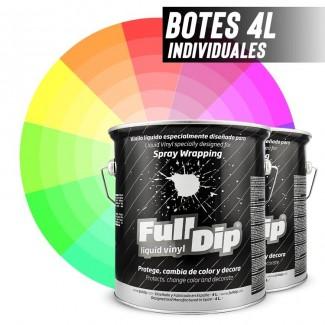 Botes FullDip® 4 Litros (Individual)