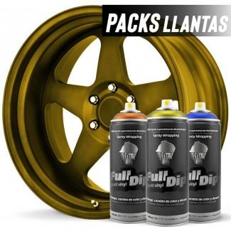 Sprays 400ml - PACKS Llantas