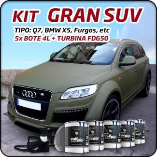 KIT GRAN SUV (5x4L)