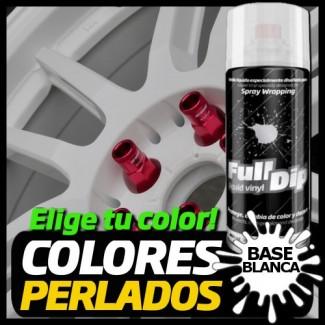 Colores PERLADOS 400ml