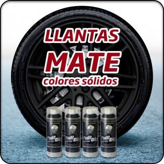 COLORES SÓLIDOS MATE