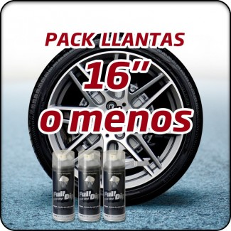 PACKS LLANTAS PEQUEÑAS (MENOS 16'')