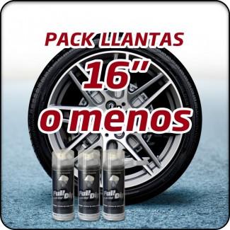 PACKS LLANTAS PEQUEÑAS (HASTA 16'')