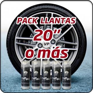 PACKS LLANTAS GRANDES (20'' O SUPERIOR)
