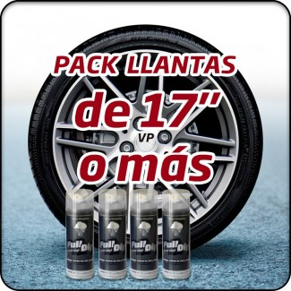 PACKS LLANTAS GRANDES (17'' O SUPERIOR)