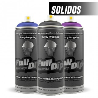 Colores SOLIDOS 400ml