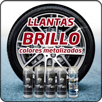 COLORES METALIZADOS BRILLO