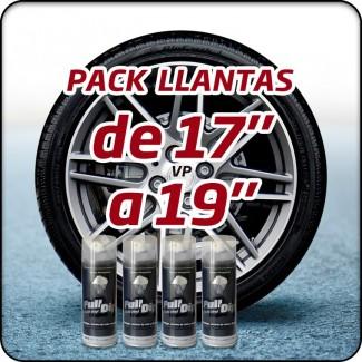 PACKS LLANTAS MEDIANAS (DE 17'' A 19'')