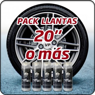PACKS LLANTAS GRANDES (20'' O SUPERIOR)