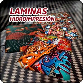 LÁMINAS HIDROIMPRESIÓN