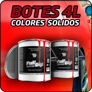 COLORES SOLIDOS 4L