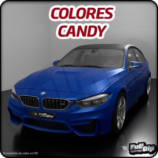 COLORES CANDY