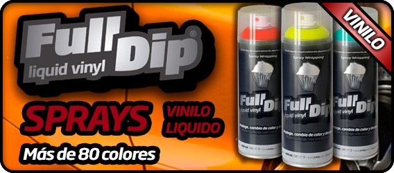 SPRAYS 400ML VINILO LÍQUIDO
