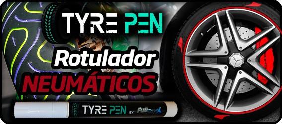 TYRE PEN (Rotulador Neumáticos)