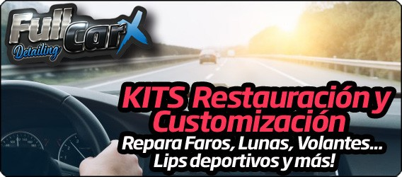 KITS Restauración y Customización